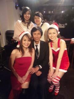 クリスマスライブ